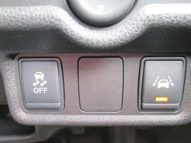 VDC(横滑り防止アシスト)&LDW(車線逸脱警報)でうっかり運転をアシストします!