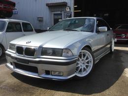 BMW 3シリーズクーペ 318is ワンオーナー 車高調 マフラー
