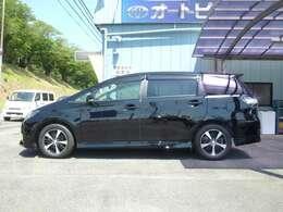 信頼性の高いトヨタを代表するミドルワゴンです。