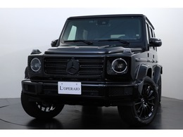 メルセデス・ベンツ Gクラス G400dマヌファクトゥーアED 4WD 限定車 灰×黒革 AMGライン サンルーフ