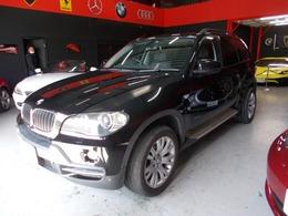 BMW X5 3.0si 4WD ディーラー整備 サンルーフ 純正ナビ 黒革