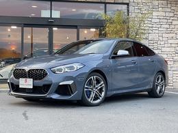 BMW 2シリーズグランクーペ M235i xドライブ 4WD ビジョンP 黒革 ACC パーソナルアシスト
