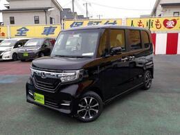 ホンダ N-BOX 660 G L ホンダセンシング 届出済未使用車 LE
