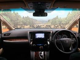 H30年式レンタアップ アルファード 2.5Xが入庫しました!!【社外SDナビ】【バックカメラ】【衝突被害軽減】【レーダークルーズコントロール】など装備の充実車両♪