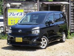 トヨタ ヴォクシー 2.0 ZS 4WD 後期 7人乗 HDDナビ・TV 両側Pスライド