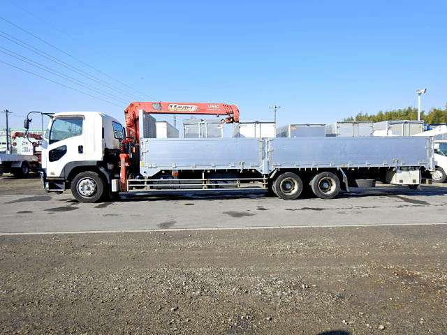 車両総重量19990kg 最大積載量9800kg