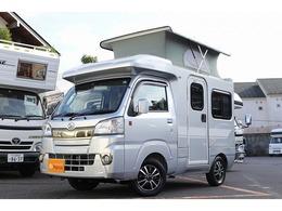ダイハツ ハイゼットトラック AZ-MAX製 K-ai  タイプD 4WD FFヒーター 1500Wインバータ ソーラー