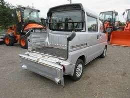 Wキャブ トラック 650 4Dr4WD A/T