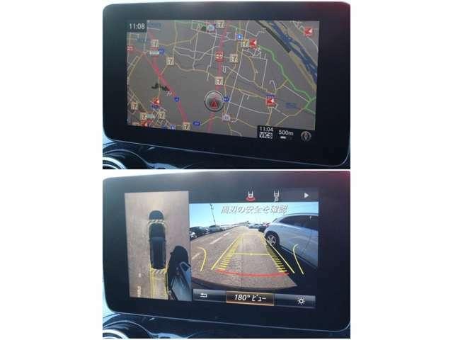 HDDナビ・Bluetoothオーディオ・フルセグ・全周囲カメラ完備