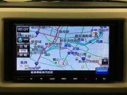 ☆社外SDナビ(地デジ/Bluetooth/CD再生/ラジオ)