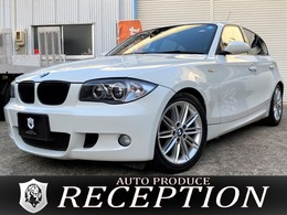 BMW 1シリーズ 116i Mスポーツパッケージ 後期/HDDナビ/地デジ/ETC/1年保証