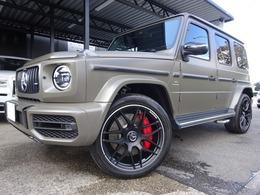 メルセデスAMG Gクラス G63 4WD マヌファクトゥーアED 全国300台限定