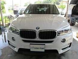 BMWX5、入庫しました!