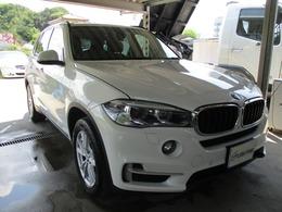 BMW X5 xドライブ 35i 4WD 電動サンルーフ&バックドア フルセグTV