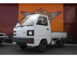 スズキ キャリイ トラック 4MT 三方開き
