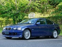 BMWアルピナ B3クーペ S3.4スイッチトロニック M3フェイス 3.4エンジン搭載 右ハンドル