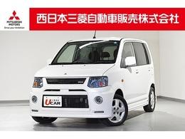 三菱 eKスポーツ 660 R ・HDDナビ+ワンセグTV・HIDヘッド