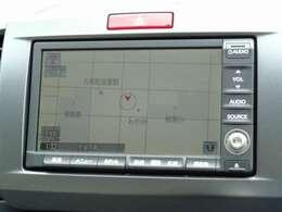 ワンセグ放送対応純正HDDナビ