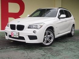 BMW X1 sドライブ 18i Mスポーツパッケージ 純正CD ミラーETC 専用シート