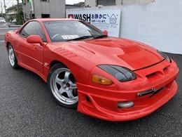 三菱 GTO 3.0 ツインターボ 4WD NOS搭載