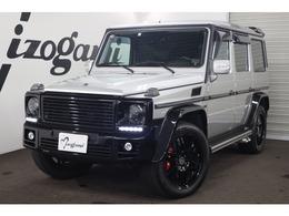 メルセデス・ベンツ Gクラス G500L 4WD BRABUS 黒革シート/サンルーフ/HDDナビ/TV