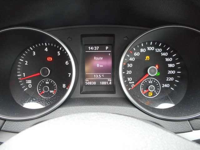 燃費などを多彩な情報で運転をサポートしてくれます。走行は50,830kmです!当店はご購入後のメンテナンスも行いますのでお任せください!