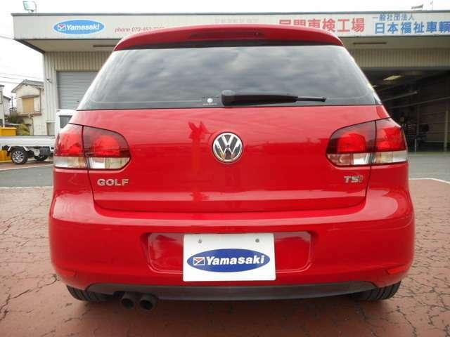平成24年式「VWゴルフ TSIコンフォートラインプレミアムエディション」が入庫しております。