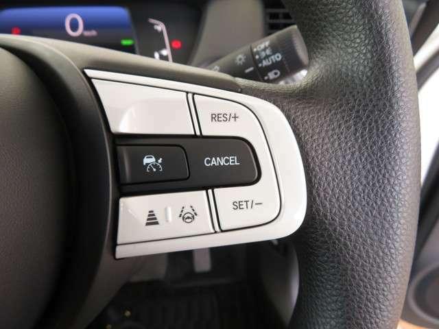 Hセンシングならではの★★★アダプティブ・クルーズコントロール★★★レーダーで適切な車間距離を保ってくれます♪ドライバーの運転負担を軽減してくれます♪
