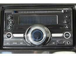 『CDステレオ』装備。お好みのサウンドで楽しくドライブ♪ナビの取り付けもご相談してください♪クラリオン「CX211BK」