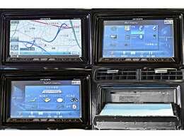 ワイドで明るい液晶画面、簡単な操作方法、多機能ナビゲーション。知らない街でも安心です。カロッツェリア 「AVIC-ZH77」