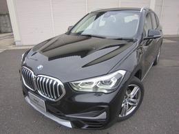 BMW X1 sドライブ 18i xライン 弊社デモカー セーフティPK コンフォートPK