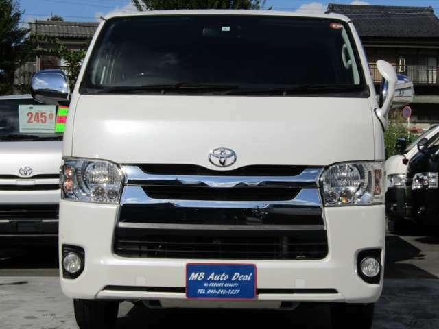 平成28年9月登録 / 型式LDF-KDH206V / 4ナンバー / 小型貨物車 / 車検整備付 / 3000cc / 5人乗 / AT車 / 4WD