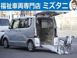 ホンダ N-BOX+ 660 G 車いす仕様車 リアシート無しタイプ ETC 電動ウインチ 専用リモコン