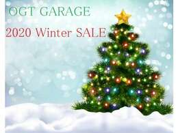 OGTGARAGEの【Winter SALE】開催中!!期間中『特選車』と『ご成約特典』をご用意☆是非、この機会にご来店下さい♪