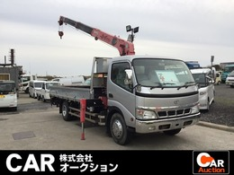 トヨタ トヨエース 積載3t 5段クレーン