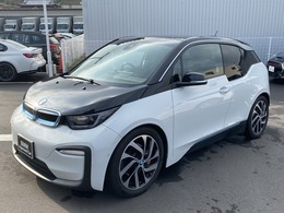 BMW i3 スイート レンジエクステンダー装備車 スペアキー有 定期点検記録簿付