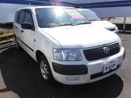 トヨタ サクシードバン 1.5 UL 4WD ナビ