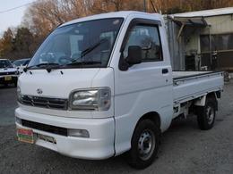 ダイハツ ハイゼットトラック 660 スペシャル 3方開 4WD パートタイム4WD 5MT CD