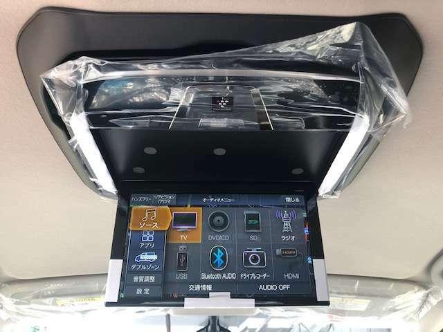 アルパイン プラズマクラスター技術搭載12.8型リアビジョン