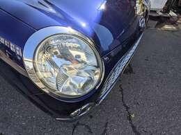 ピカピカに磨いてガラスコーティングして納車です 洗車(洗車機)が楽しくなります♪  ヘッドライトも綺麗にコーティング ワイパーカウルもコーティング 綺麗ですよ♪