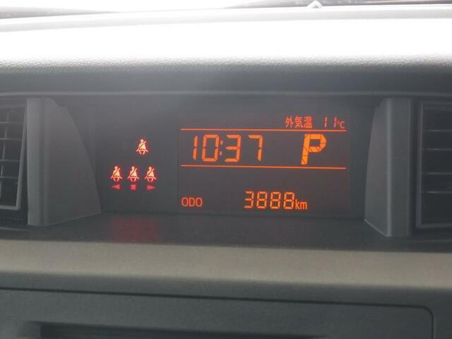 走行距離は 3888kmです