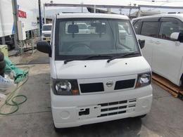日産 クリッパートラック 660 DXエアコン付 4WD