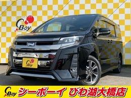 トヨタ ノア 2.0 Si 純正9インチナビ セーフティセンス