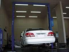 ◆整備にも自信がございます。お車の不具合は見逃しません♪車検・メンテナンスもお任せ下さい!