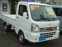 スズキ キャリイ 660 KCスペシャル 3方開 4WD 届出済未使用車セーフティーサポート最新型