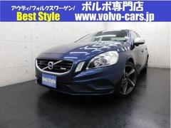 ボルボ S60 の中古車 T4Rデザインセーフティpkg 埼玉県越谷市 69.8万円