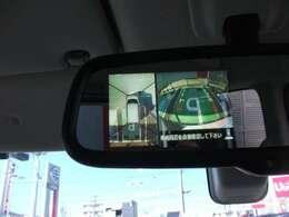 アラウンドビューモニターは、頭上より見えるような画像で車庫入れなど苦手な方にも簡単らくらく