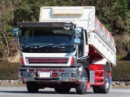いすゞ ギガ 7.3t リア1軸ダンプ 内寸-長450x幅220x高48