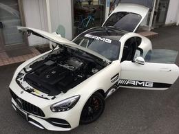 メルセデスAMG GT S 後期ルック カーボンブレーキ&ウィング