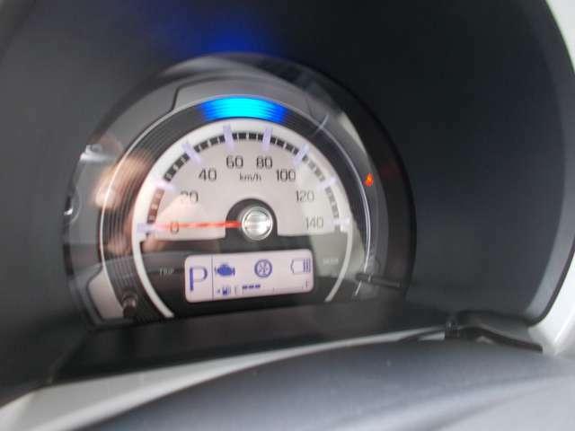 エネンチャージ採用。低燃費走行で経済的です。